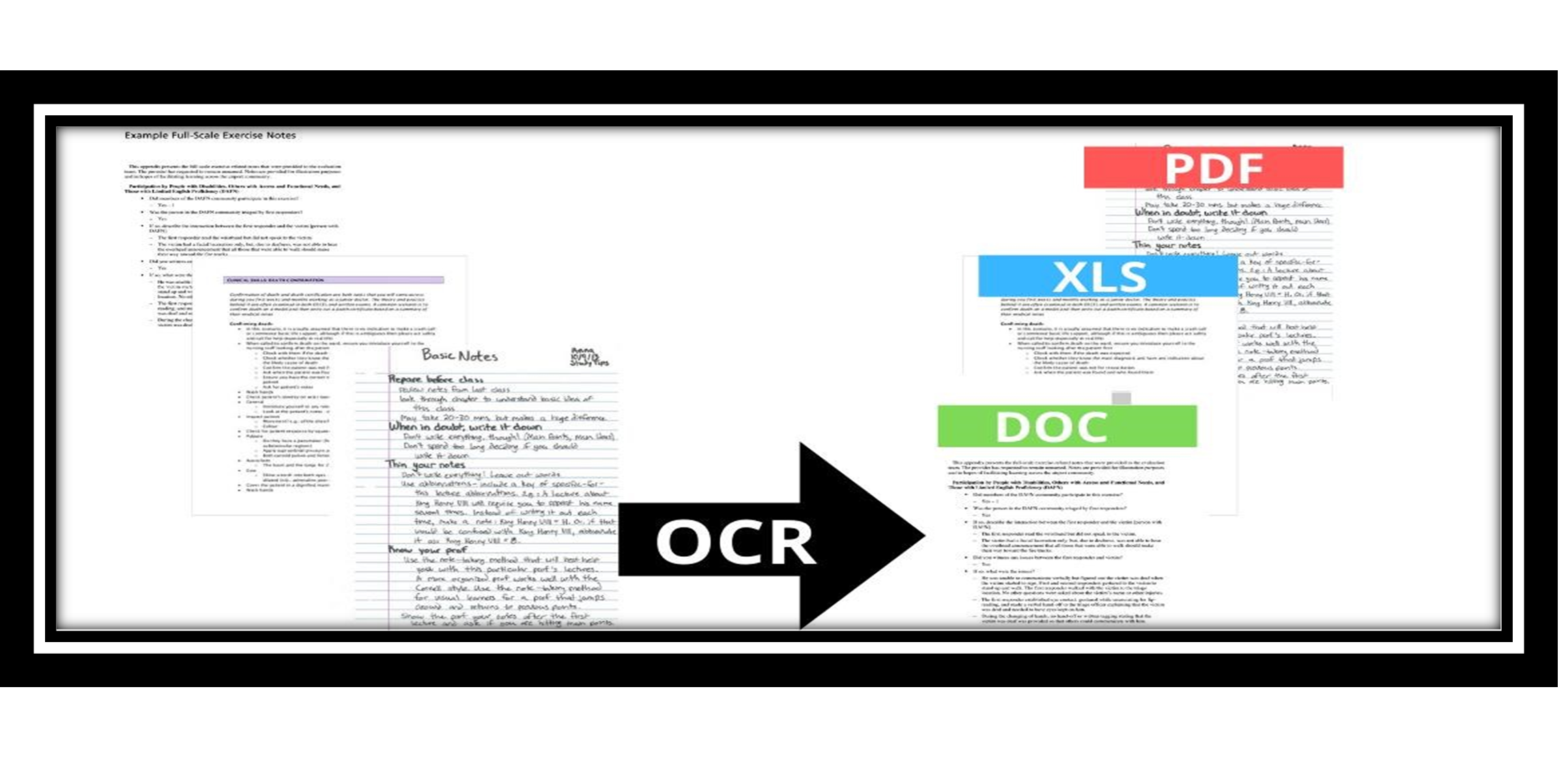 what is ocr